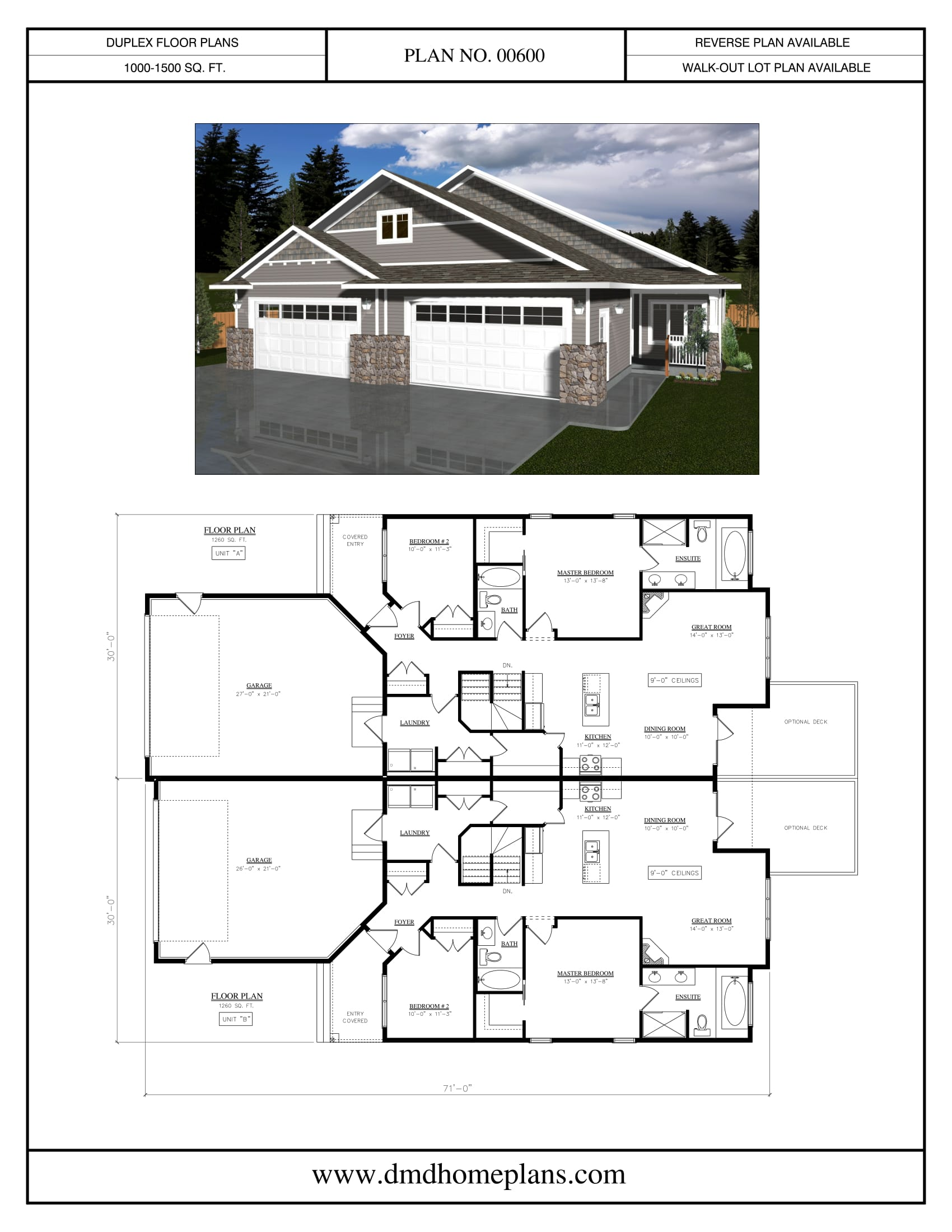 Duplex House Plans 1500 Sq Kerala Home Design And Floor